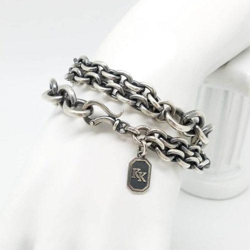 Kary Kjesbo Designs Essential Bracelet - Heavy