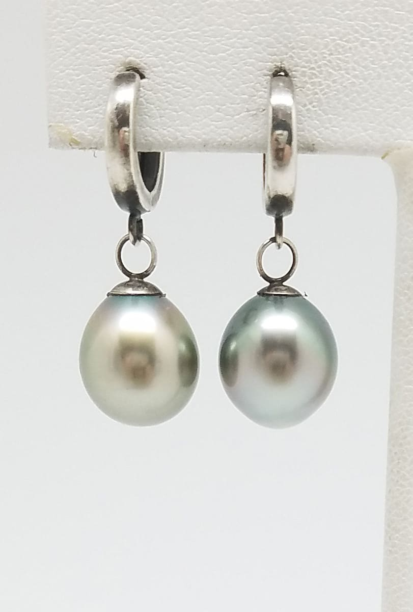 Kary Kjesbo Designs South Sea Pearl Earrings 11mm