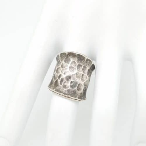 Kary Kjesbo Designs Thai Silver Ring, effortless.