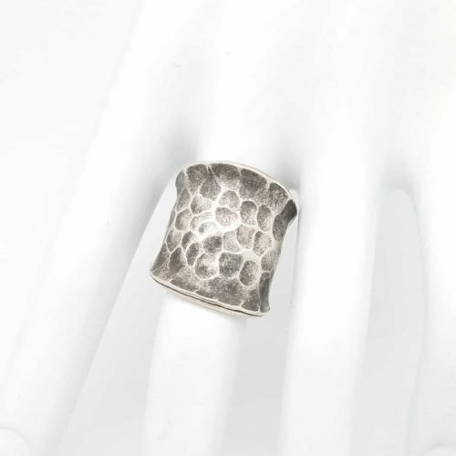Kary Kjesbo Designs Thai Silver Ring, effortless.
